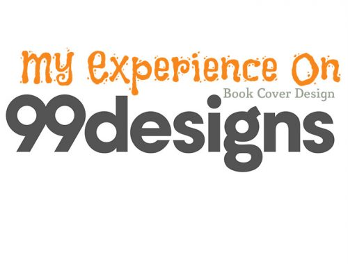 99designs-real-experience-book-cover design