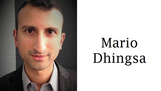mario-dhingsa-author