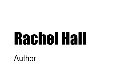 rachel-hall-author