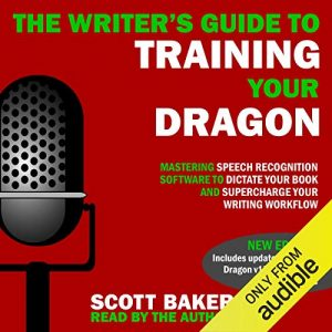 dragon naturally speaking for writers
