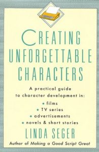 how to create unforgettable characters for your novel