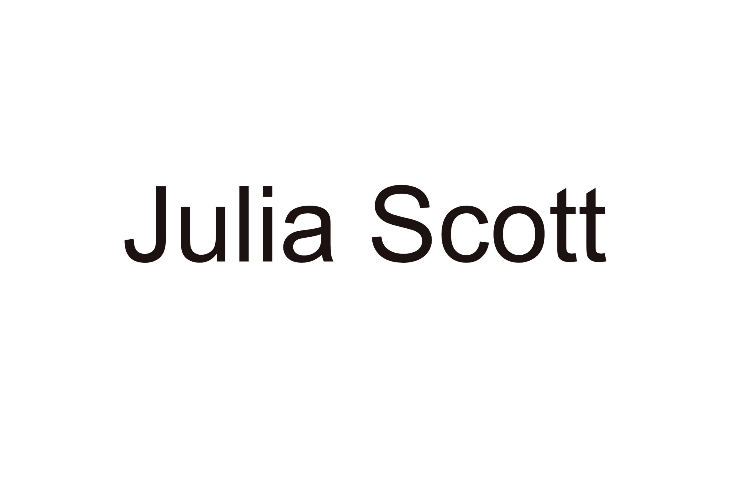 Author Julia Scott