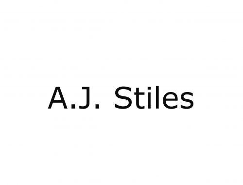 Author A.J. Stiles