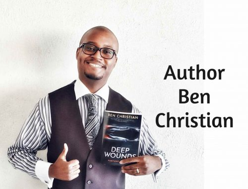 Author Ben Christian
