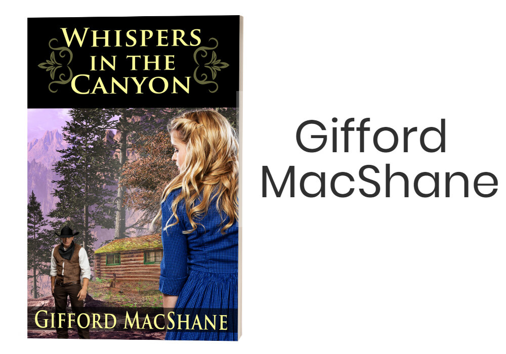 Author Gifford MacShane