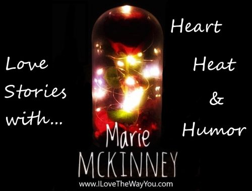 Author Marie McKinney