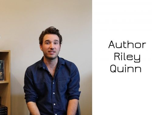 author Riley Quinn